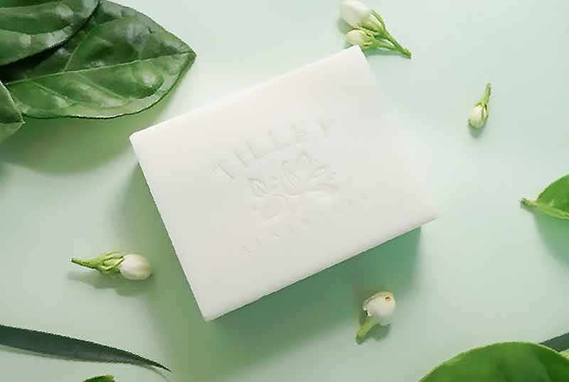 山羊奶蘆薈香氛皂