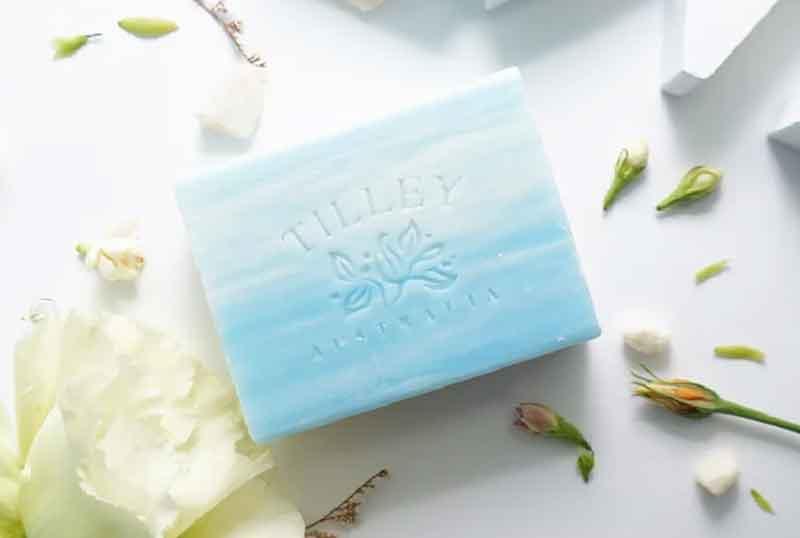 芙蓉花香香氛皂