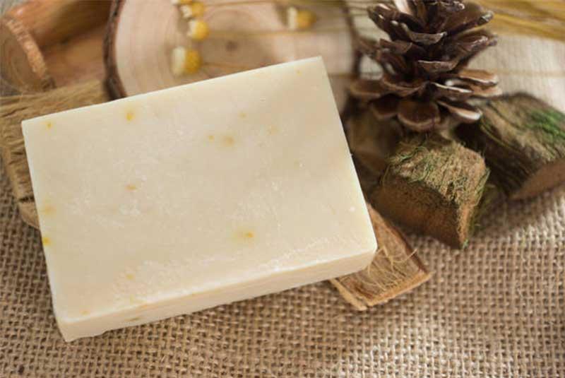 金盞花杏仁油橄欖皂