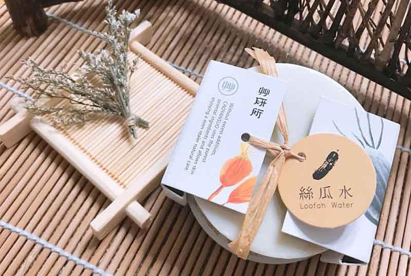 絲瓜水橄欖手工皂