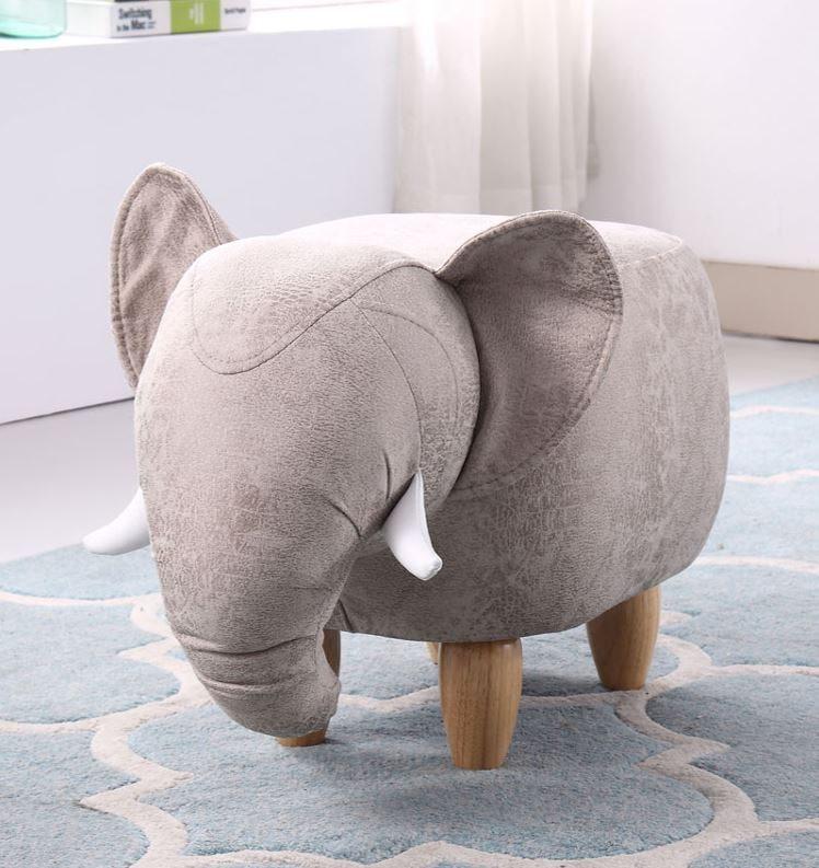 北歐小時光動物造型椅