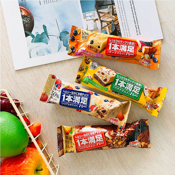 Asahi 朝日一本滿足代餐棒