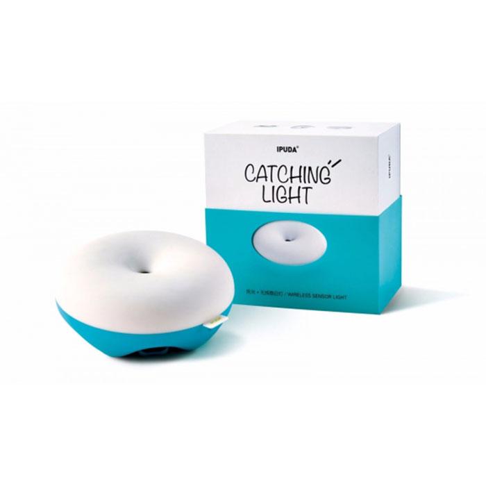 智能甜甜圈感應燈