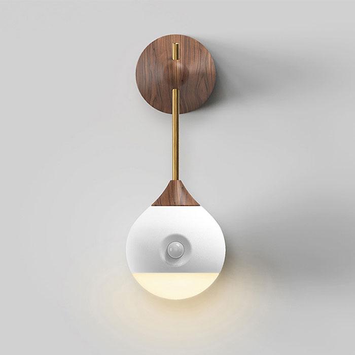 簡約風LED感應燈