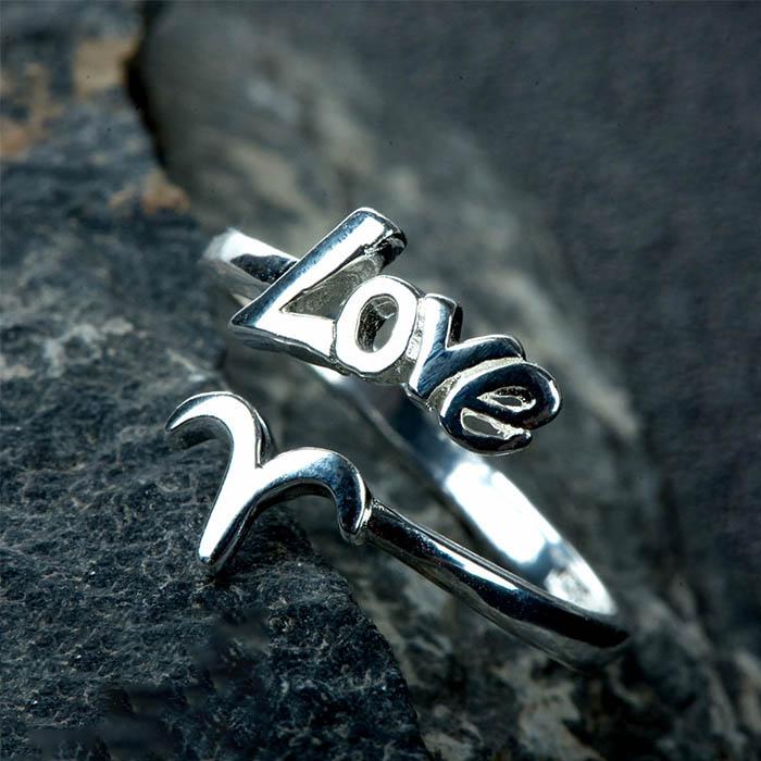 12 星座-LOVE戒指