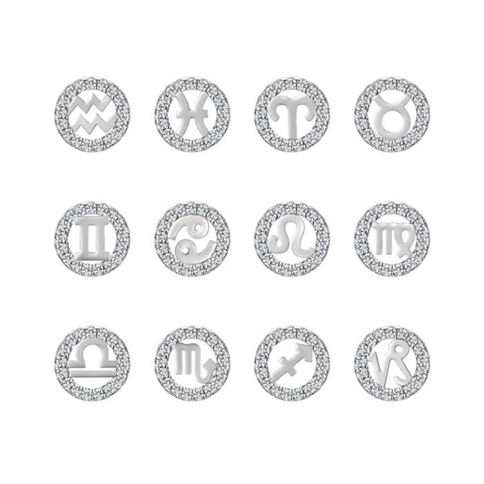 12 星座傳奇耳環