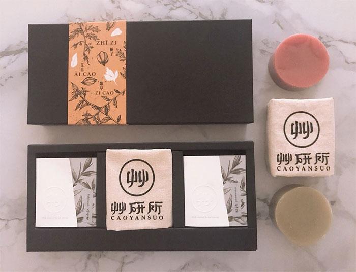 【艸研所】一袋好皂禮盒組