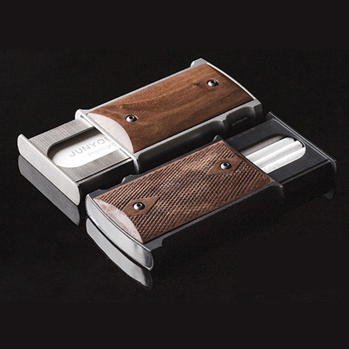 M1911-H 全金屬擬彈夾名片夾