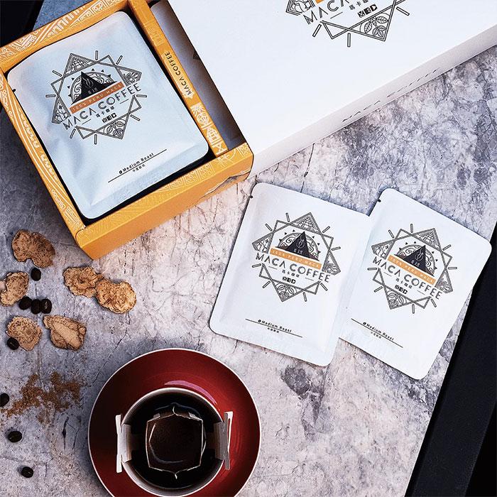 啡天然 瑪卡咖啡禮盒 (20入)