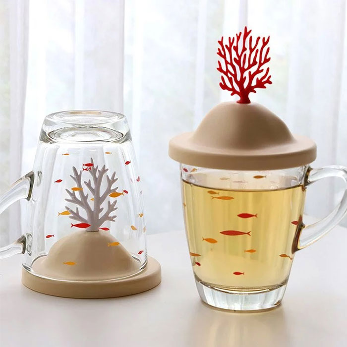 QUALY 珊瑚杯