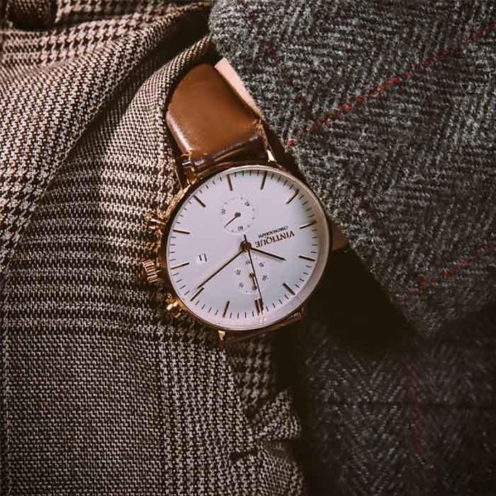 Vintique 情侶手錶