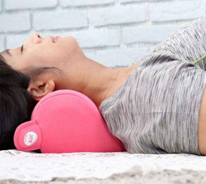 KUONAO | 專利免電力自動充頸枕