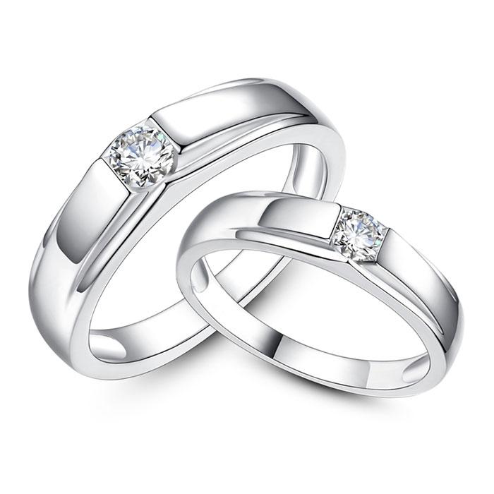 純銀戒指情侶戒指尾戒