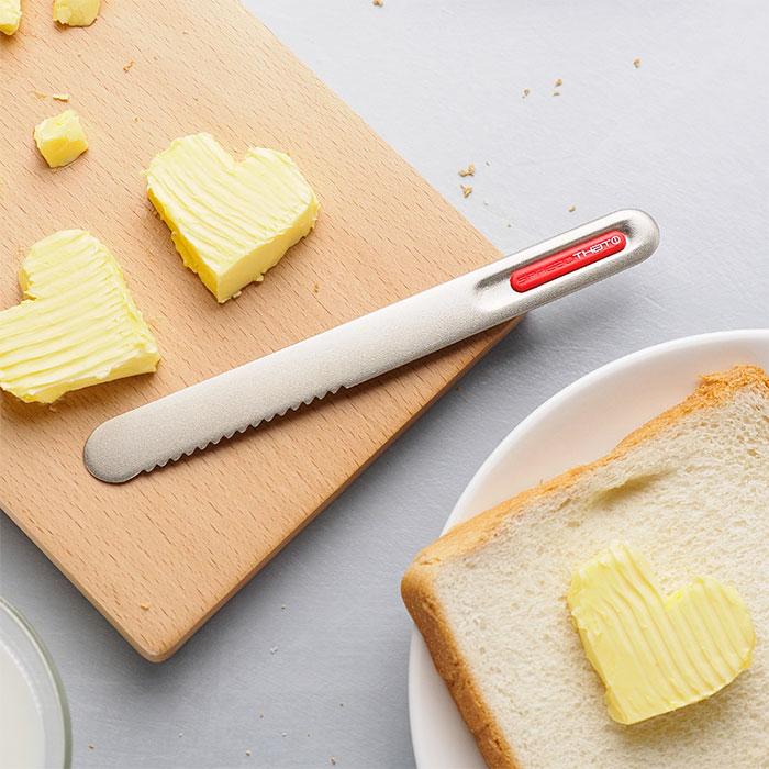 奇想奶油刀 – 波浪款