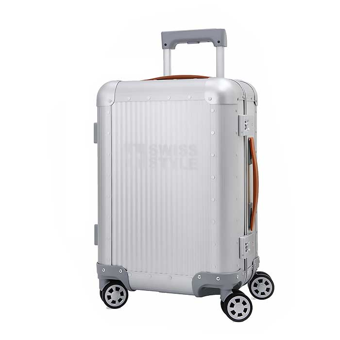 Banker 極緻奢華鋁鎂合金行李箱 20吋