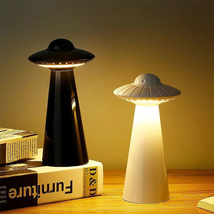 UFO飛碟造型小夜燈