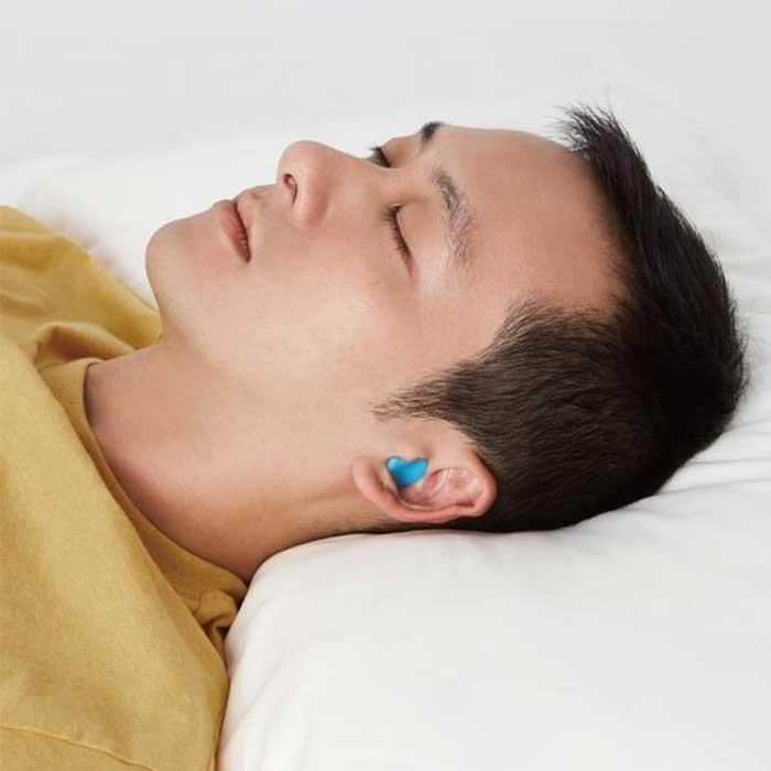耳舒適耳塞隨行組|矽膠耳塞