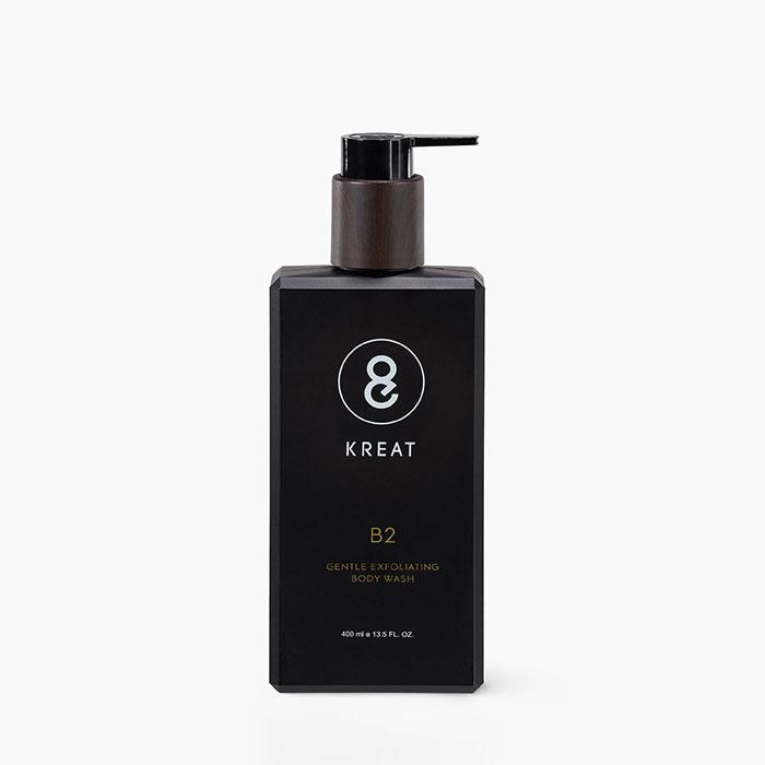 角質淨化沐浴乳