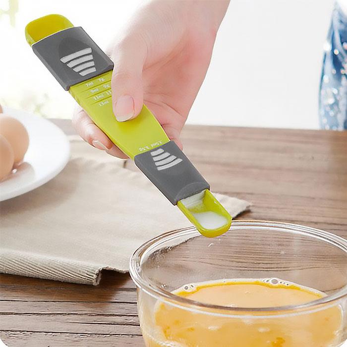 雙頭可調節廚房量勺