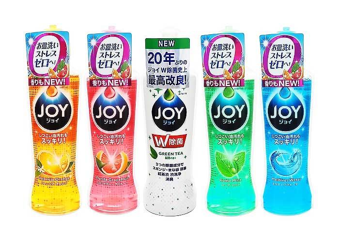 日本P&G~JOY速淨除油濃縮洗碗精