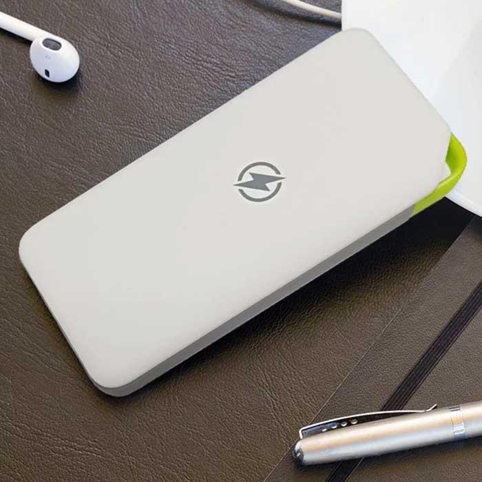 【台灣製造】Wireless無線充電8500mAh行動電源