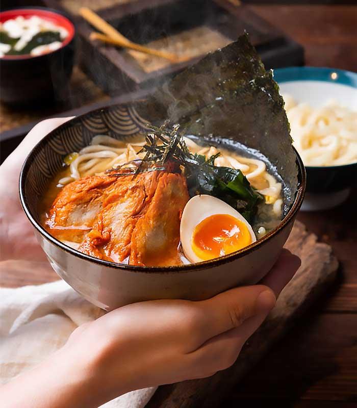 男友情人節禮物 一起享用日式蔬食