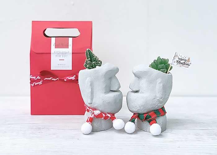 女友情人節禮物推薦 多肉植栽