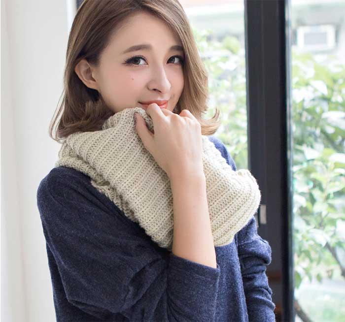 女友情人節禮物 圍巾