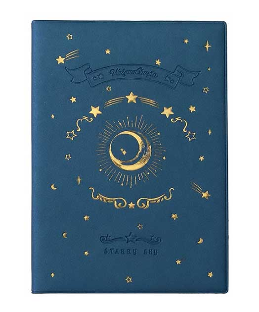 帶你看遍萬千星空|星辰筆記本