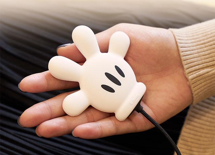 InfoThink 迪士尼米奇系列USB暖暖手