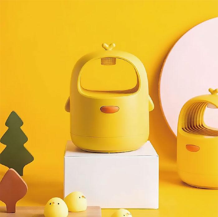 實用禮物 小黃雞呆呆驅蚊燈