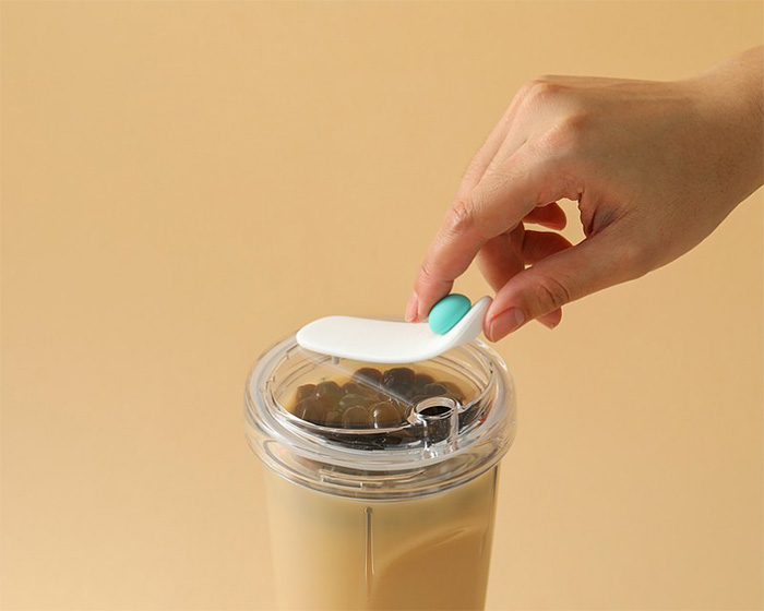 實用禮物 漂浮珍奶杯