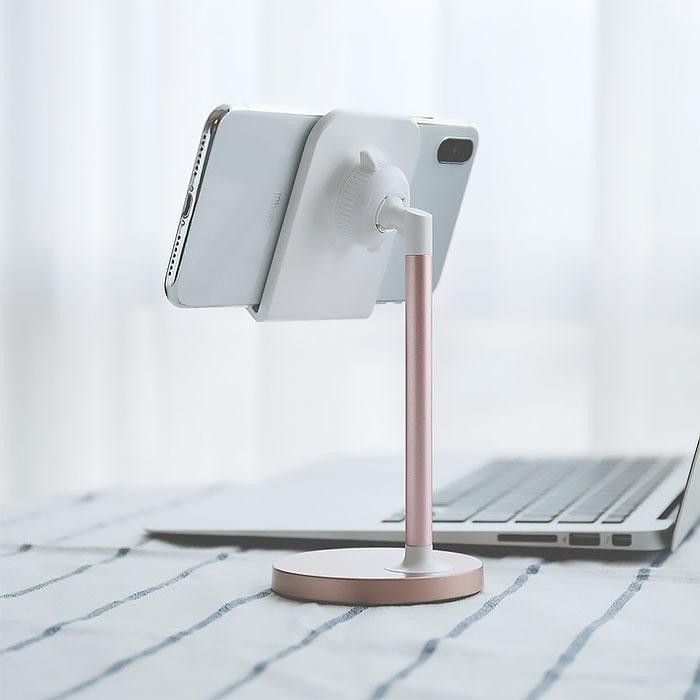 實用禮物 鋁合金桌面支架