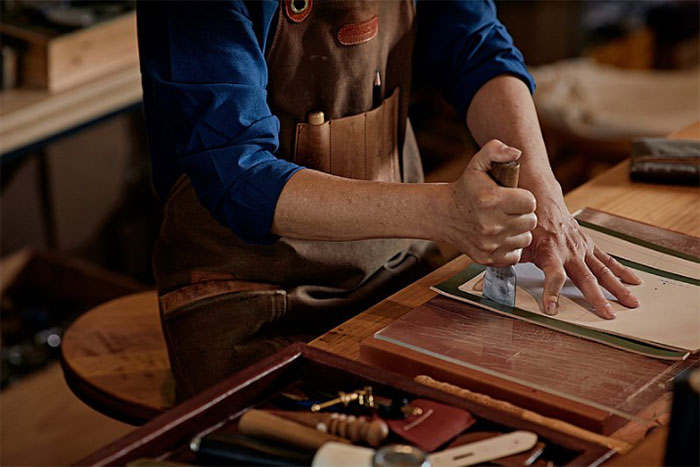 極簡禮物 手作皮件職人生活體驗