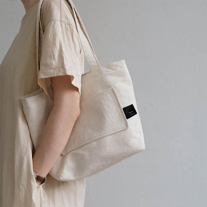 極簡禮物 極簡原色散步提袋