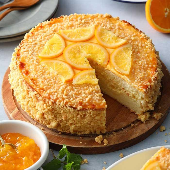 生日蛋糕宅配 柳橙小太陽