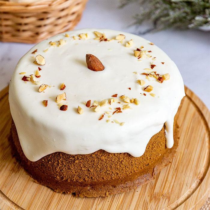生日蛋糕宅配 典藏戚風鐵觀音蛋糕