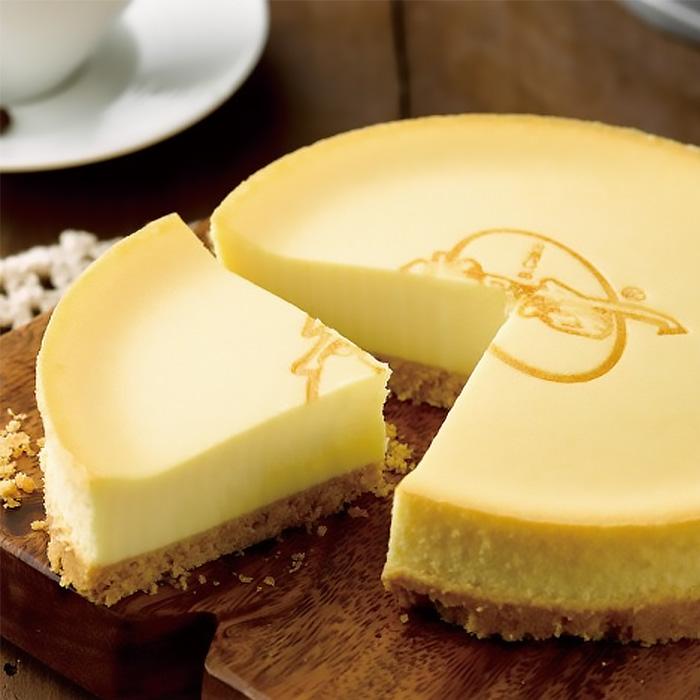 生日蛋糕宅配 純味重乳酪蛋糕